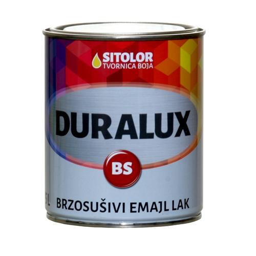 DURALUX BS – Brzosušivi lak za drvo i metal