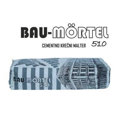 BAU-MORTEL 510 25kg