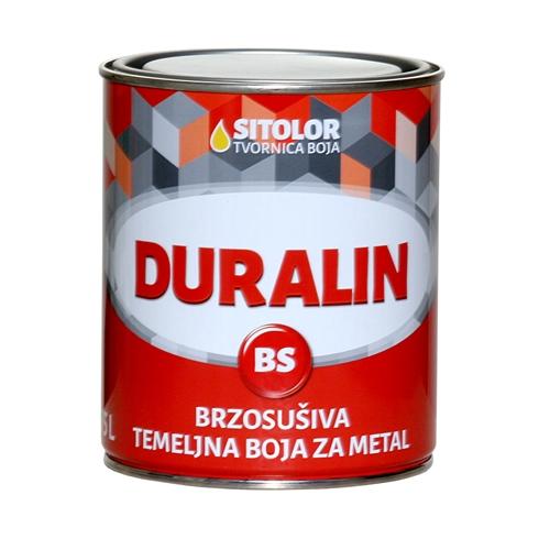 DURALIN – BS Temeljna Boja za Metal