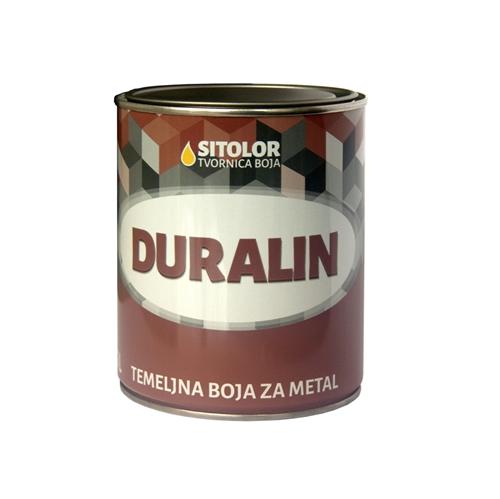 DURALIN – Temeljna Boja za Metal
