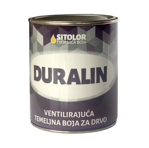 DURALIN – Ventilirajuća Boja za Drvo