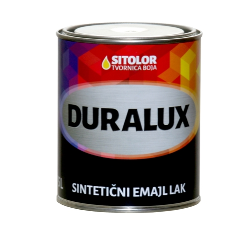 DURALUX – Sintetički Emaj Lak za Drvo i Metal