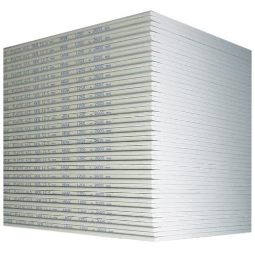 Gipsane Ploče 12.5 mm Obične/2,4 m2 (1,2m x 2m)