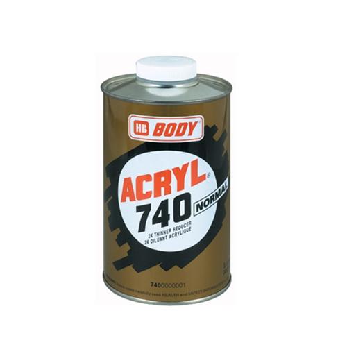 Acryl 740 Normal 2K Razređivać