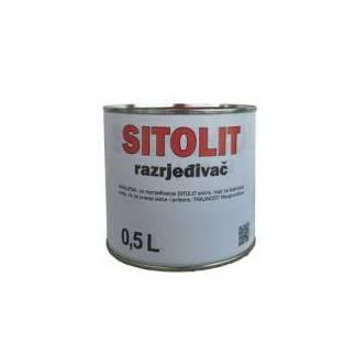 SITOLIT Extra Razređivač 0,5l